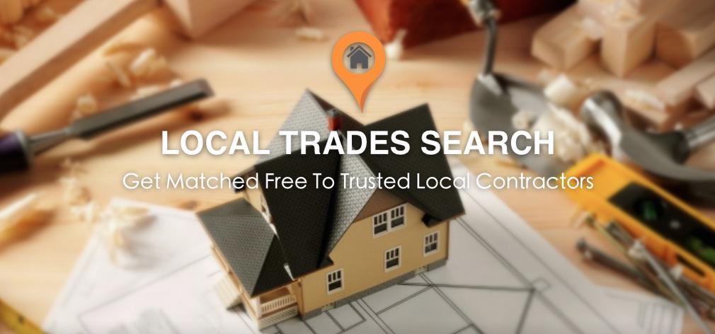 Local Trades Search - Previous Software Company