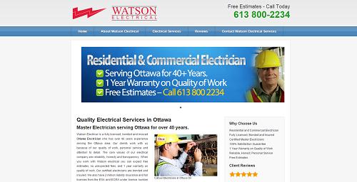 Best Ottawa Electrician