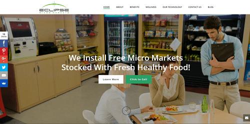 Eclipse Micro Markets Website Development1