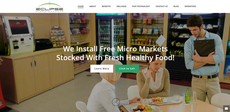 Web Development For Eclipse Micro Markets
