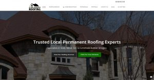 Website Development SEO and AdWords for Ottawa Permanent Roofing