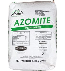 Azomite for Minerals