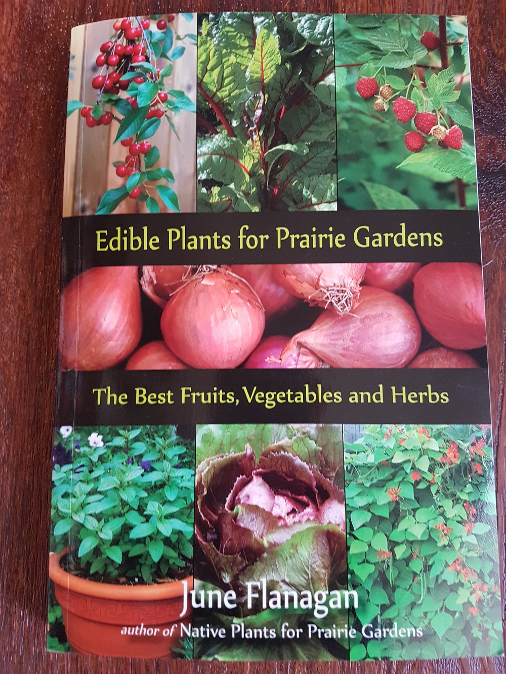 Edible Plants for Prairie Gardens